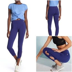 Free People Movement NWT New Infinity Legging Blue
